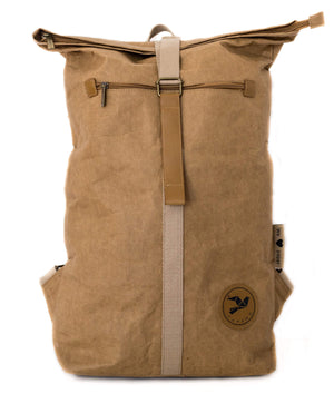 PAPERO backpack, paper, sustainable, recyclable, Munich, Berlin