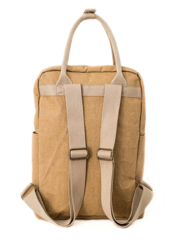 PAPERO Paper Backpack | LYNX II | washable, lightweight, robust, waterproof, vegan ♻ lasting
