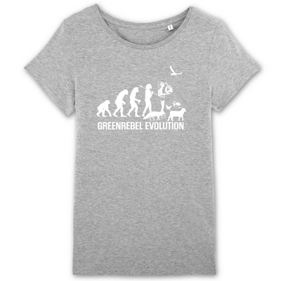 TシャツGreenrebel Evolution