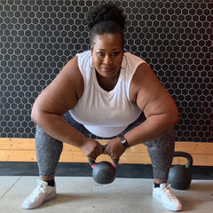 Wake up fitness industry plus size women workout too, and want to be included in your communities