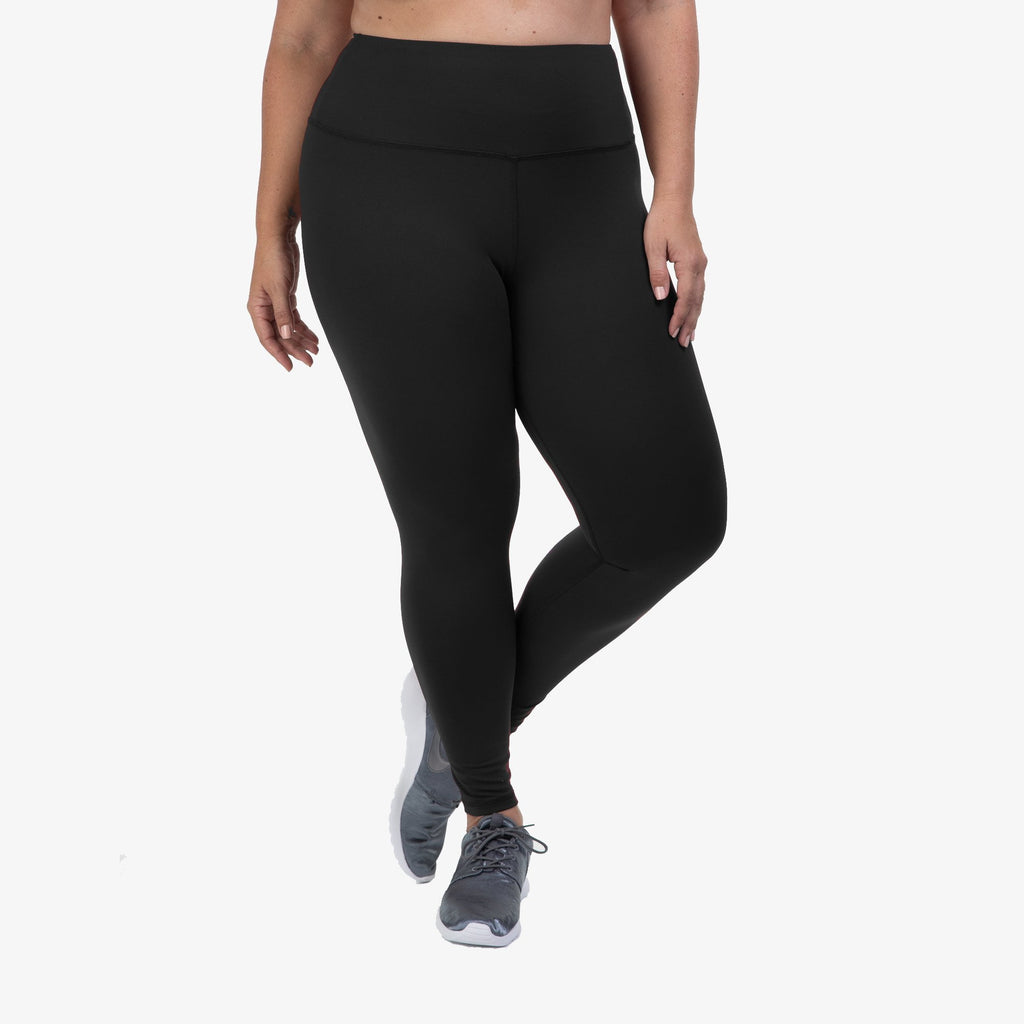Hi-Rise Legging - Black