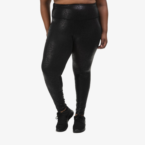 Lola Getts Hi-Rise Legging - Midnight Splash