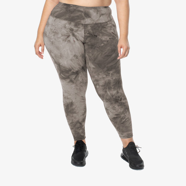 Lola Getts Hi-Rise Legging - Grey Storm