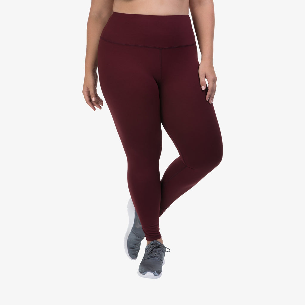Lola Getts Hi-Rise Legging - Cabernet