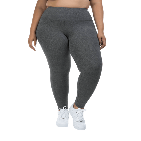 Lola Getts Hi-Rise Legging - Sidewalk Grey