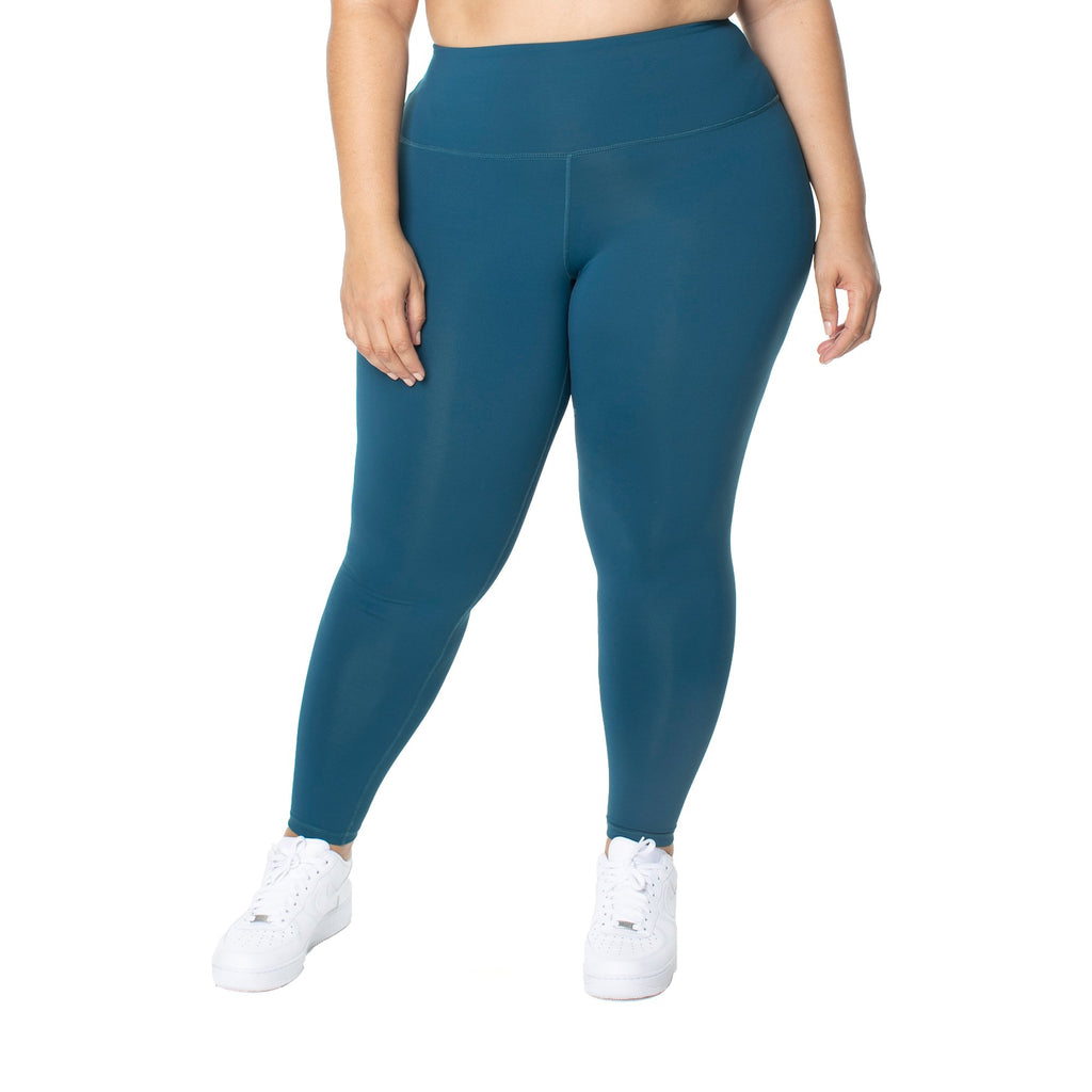 Lola Getts Hi-Rise Legging - Moody Blue