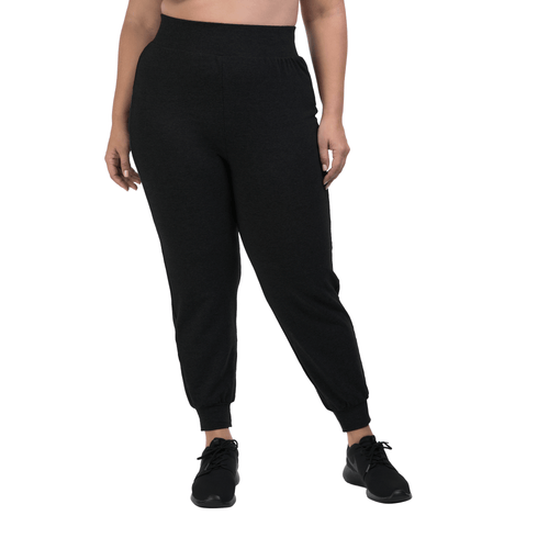 Lola Getts Hi-Rise Jogger - Black