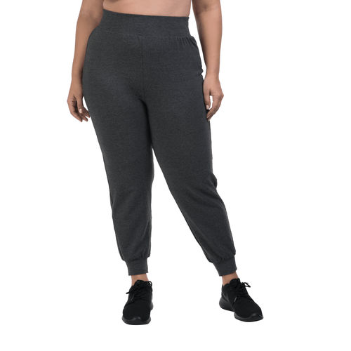 Lola Getts Hi-Rise Jogger - Sidewalk Grey