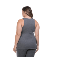 Lola Getts All in One Tank - Sidewalk Grey