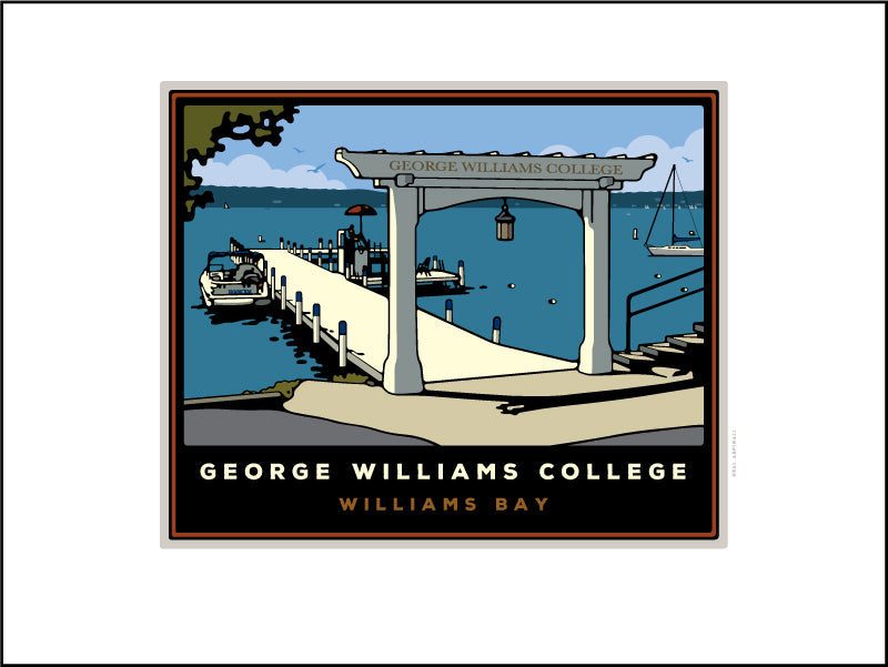 00 George Williams College Digital Studio Print