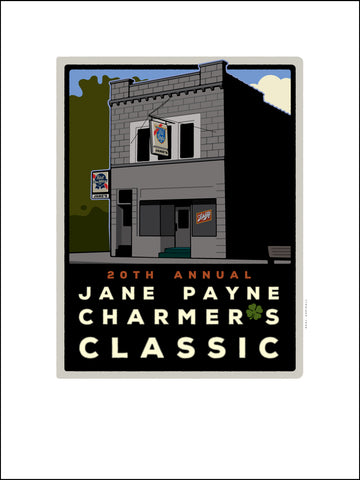 00001A Jane Payne Charmer's Classic 20th Anniversary Commemorative Digital Studio Print