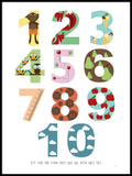 Poster: 123, by ANNABOYE