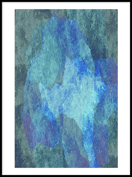 Poster: Abstract nature 3, by Karl-Oskar
