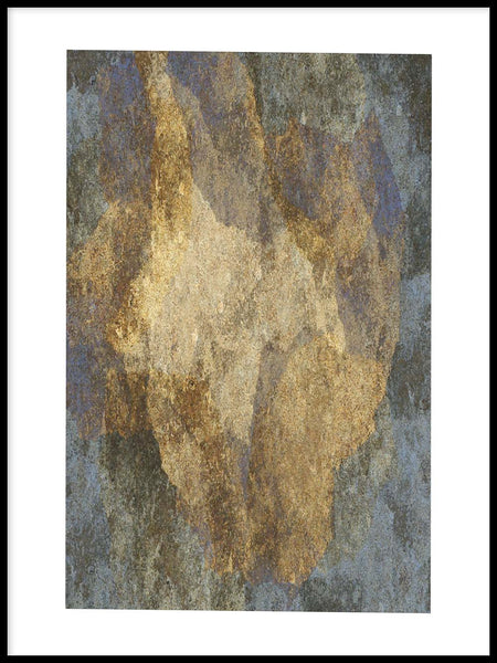 Poster: Abstract nature 4, by Karl-Oskar
