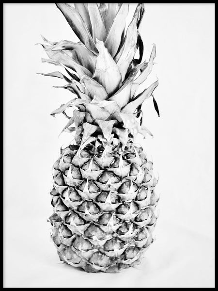 Poster: Pineapple art, by Tilda G