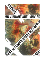 Poster: Autumn, by Jessica Ahrling