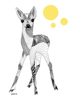 Poster: Bambi, by Discontinued products