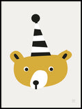Poster: Bear, by Discontinued products