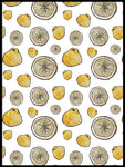 Poster: Lemons, by Fia-Maria