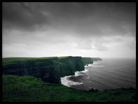 Poster: Cliff of Moher, by Patrik Larsson