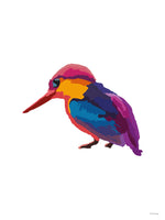 Poster: Colorful Birds #41, by PIEL Design