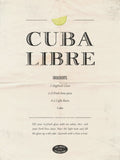 Poster: Cuba Libre, by Discontinued products