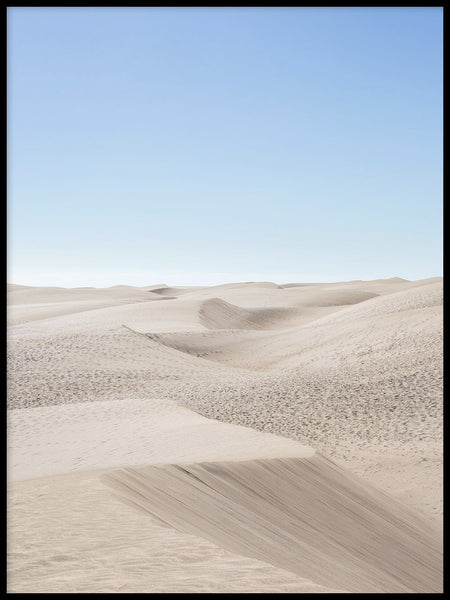 Poster: Dunas, by mimono