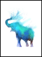 Poster: Elephant 2, by Discontinued products