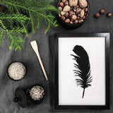 Poster: Feather I, by Discontinued products
