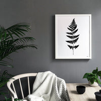 Poster: Fern II, by Discontinued products