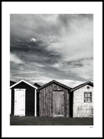 Poster: Fishermans home, by Caro-lines