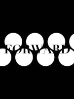 Poster: Forward, black, by Esteban Donoso