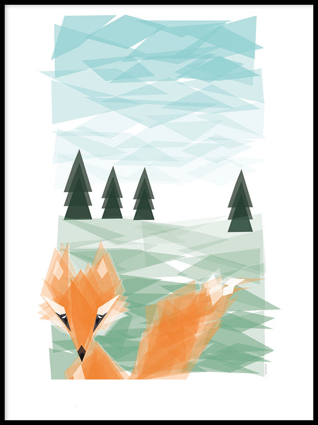 Poster: Foxie, by ANNABOYE