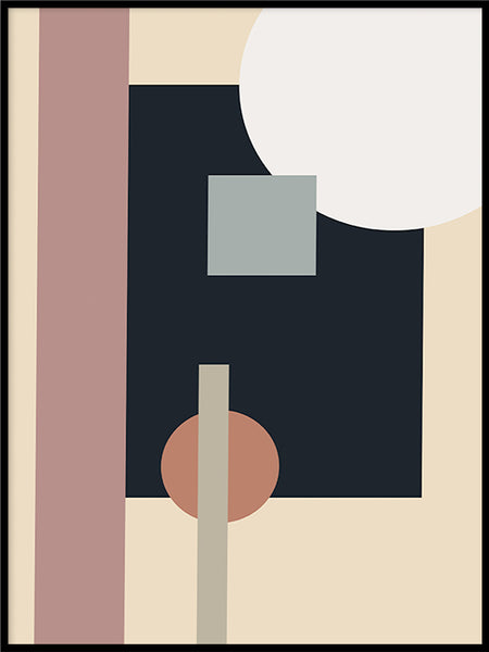 Poster: Geometry Two, by LIWE