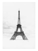 Poster: I dreamt I was in Paris, by Per Svanström
