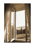Poster: ITALY - Window in Tuscany, by A chapter 5 - Caro-lines
