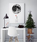 Poster: I want my own moon, by Discontinued products
