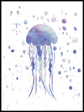 Poster: Jellyfish 2, by Paperago