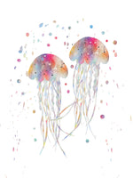 Poster: Jellyfish 3, by Paperago