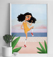 Poster: Josie, by Discontinued products