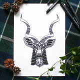 Poster: Kudu, by Discontinued products