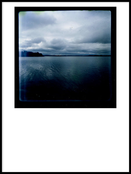 Poster: Lake III, by Discontinued products