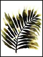Poster: Leaf, by Sofie Rolfsdotter