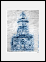 Poster: Lines II: Lighthouse Falsterbo, by A chapter 5 - Caro-lines
