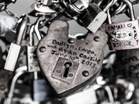 Poster: Love Locks, by Magdalena Martin Photography