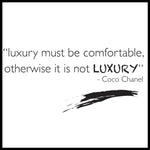 Poster: Luxury, av lindasofieolsson