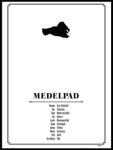 Poster: Medelpad, by Caro-lines