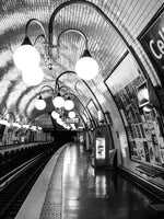 Poster: Metro Paris, by Magdalena Martin Photography