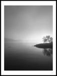 Poster: Misty Lake II, by Wintherland