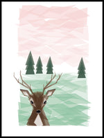 Poster: My Deer Forest, by ANNABOYE